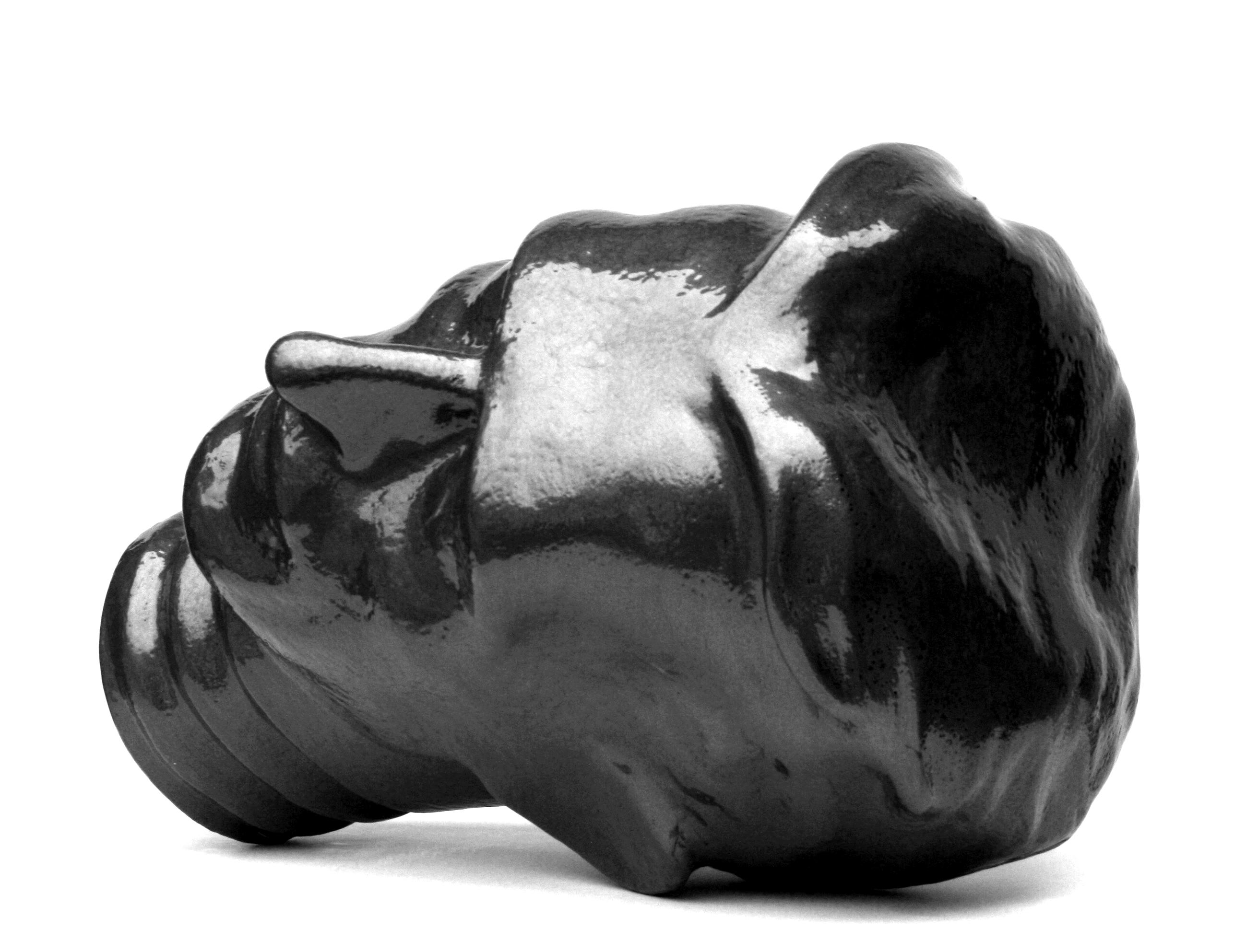 TESLA BULB, ACRYSTAL MODEL FOR BRONZE, 25X30X45CM 2016 (4)